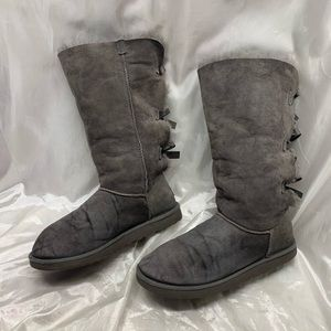 UGG Bailey Bow Triple Tall Boots